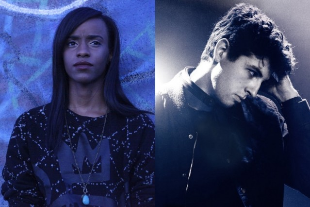 Angel Haze Jamie xx New York mashup