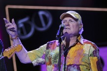 Mike Love / Photo by Getty Images