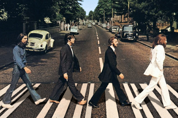 The Beatles, again