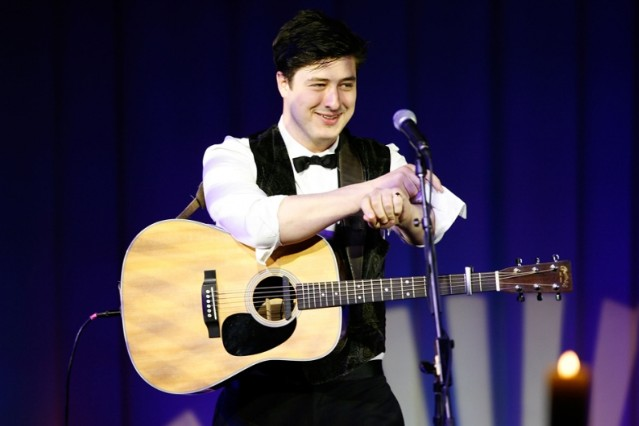 Mumford Sons chart Babel debut No. 1