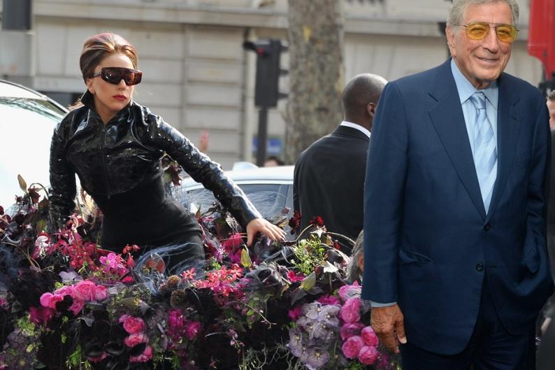 Lady Gaga Tony Bennett duet album jazz
