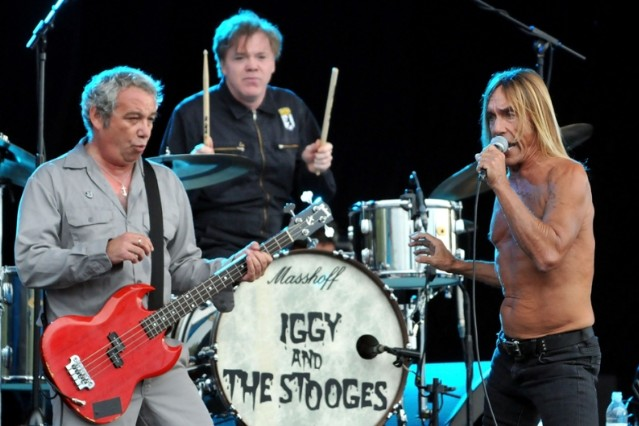 The Stooges Tour Rider