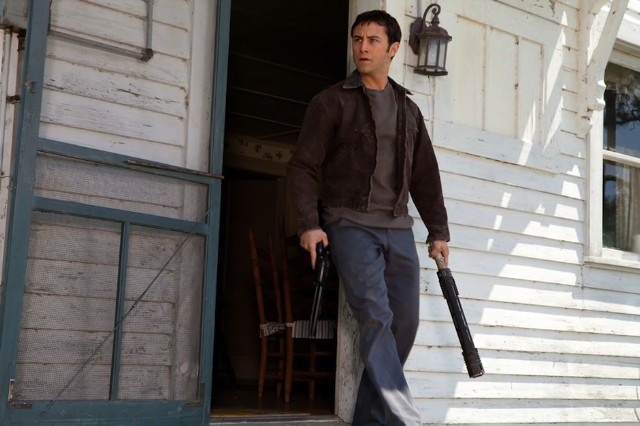 Joseph Gordon-Levitt in 'Looper'