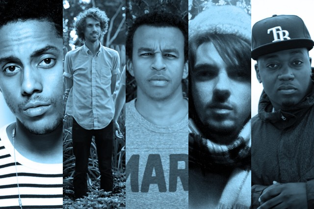 5 Best New Artists for October '12