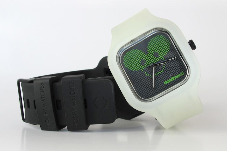 Deadmau5's Limited Edition Watch