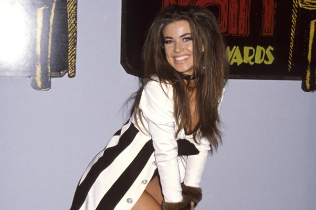 Carmen Electra Releases Debut Album (1993)