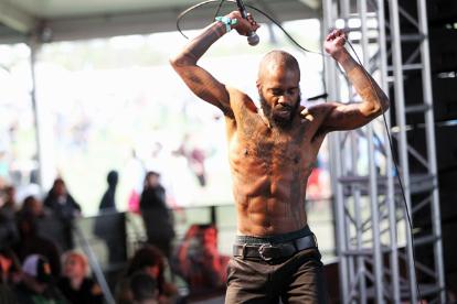 Death Grips / Photo via Getty