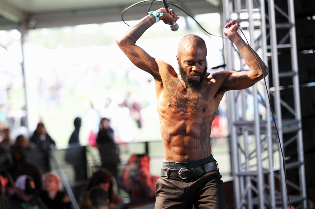 Death Grips / Photo via Getty
