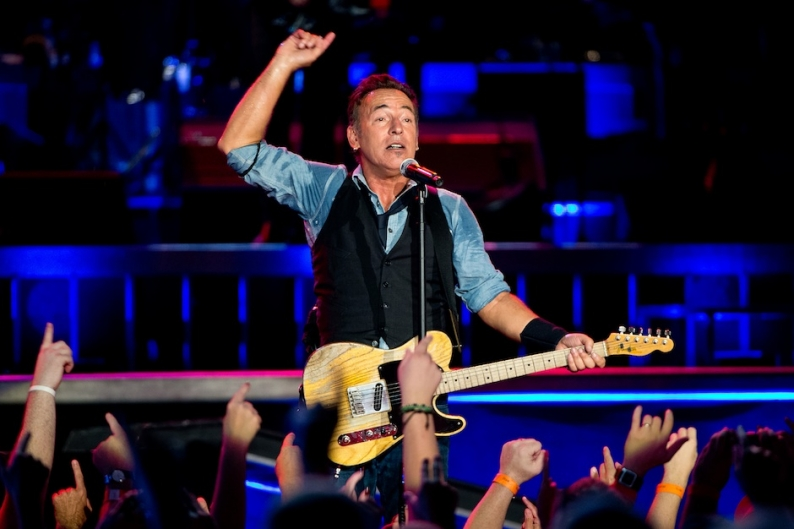 Bruce Springsteen / Photo by Getty Images