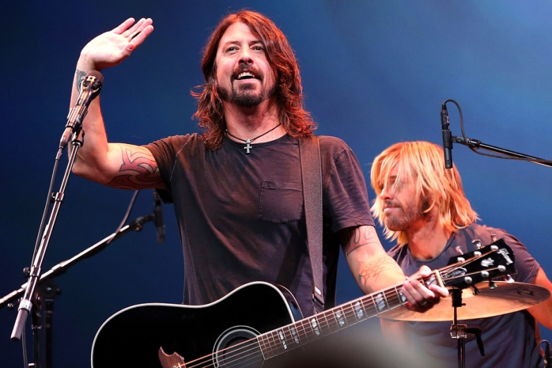 dave grohl foo fighters break up open letter