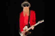 ZZ Top's Billy Gibbons / Photo by Ross Halfin