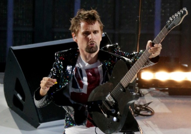 Muse's Matthew Bellamy