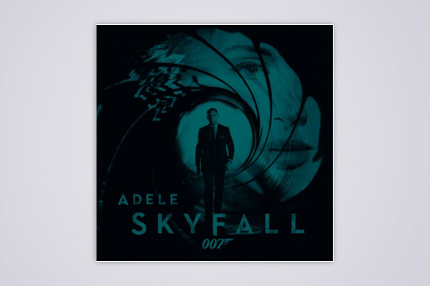 adele skyfall james bond theme