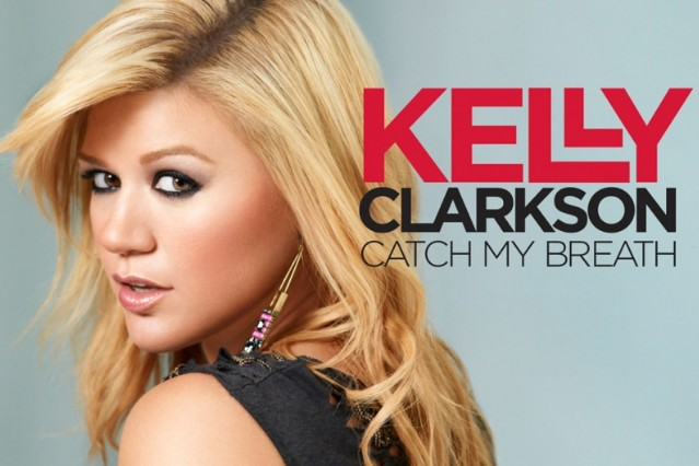 kelly clarkson catch my breath single greatest hits