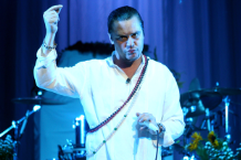 Mike Patton of Tomahawk / Photo via Getty