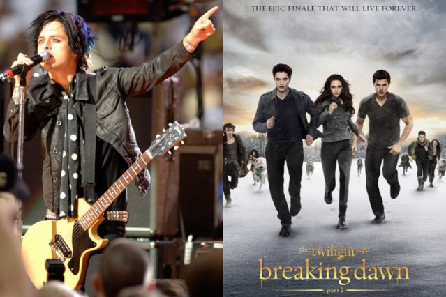 green day twilight breaking dawn part 2 soundtrack