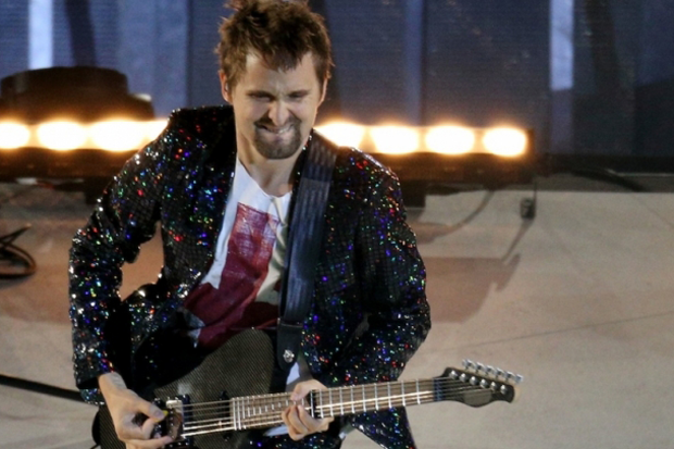 Muse's Matthew Bellamy / Photo by Feng Li for Getty Images