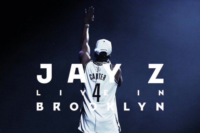 Jay-Z 'Live in Brooklyn'