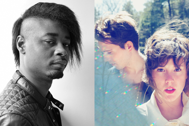 Danny Brown Purity Ring Belispeak II