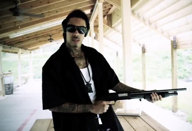 Gunplay arrested armed robbery
