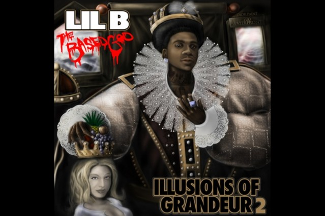 Lil B Becomes 'Lil Bawse' On Dreamy, Swagged 'Illusions Of Grandeur