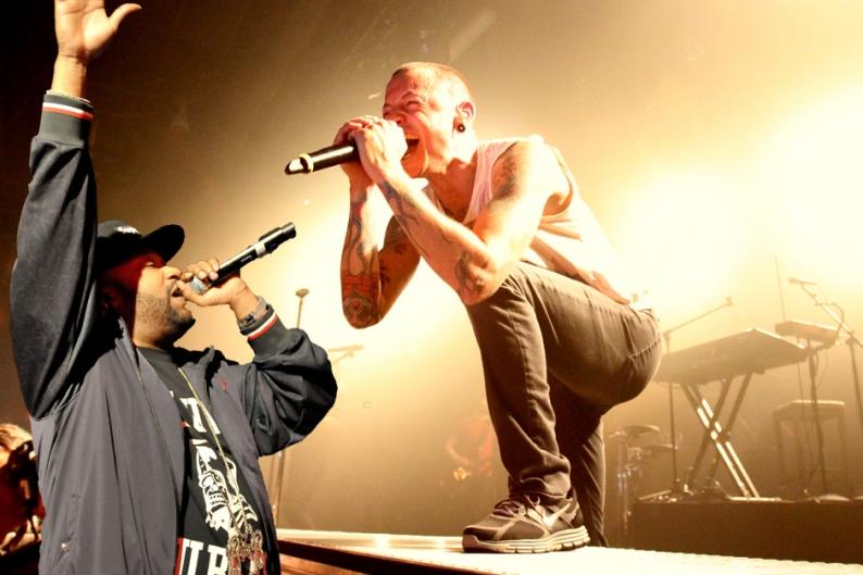 Linkin Park Bun B Roads Untravelled Remix