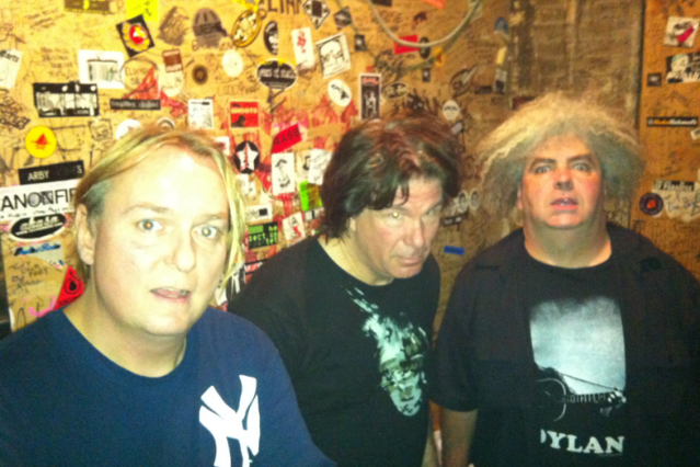 The Melvins with Bob Bert / Photo courtesy of the Melvins
