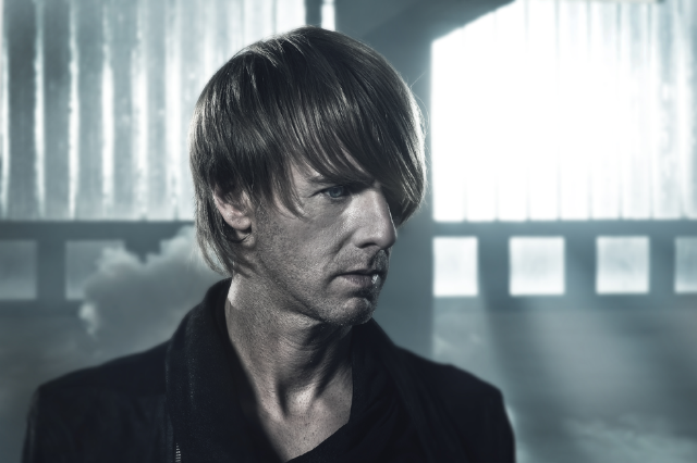 Richie Hawtin photographed in Berlin by Alexander Koch