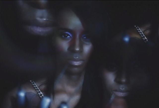 Angel Haze Werkin' Girls video Freddy Kruger