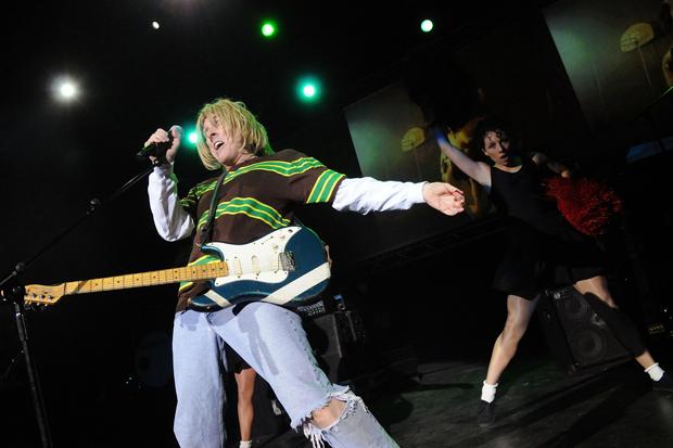 Kurt Cobain Live Wallpaper Download