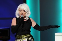Blondie New Three Songs 'Rock On' Cover