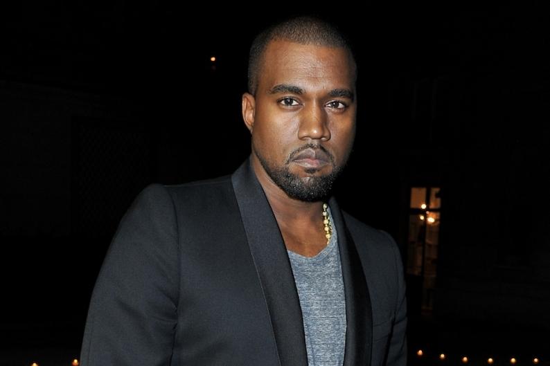 """Kanye West """"White Dress"""""""