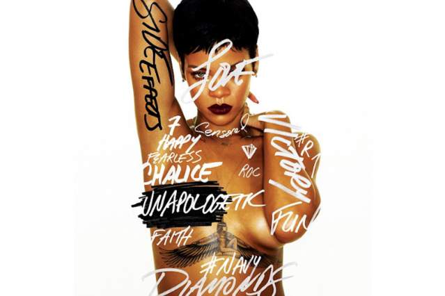 Rihanna's 'Unapologetic'