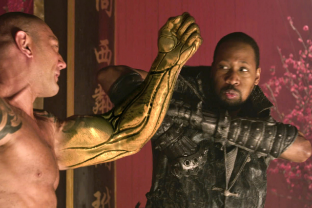 RZA's 'The Man With the Iron Fists'