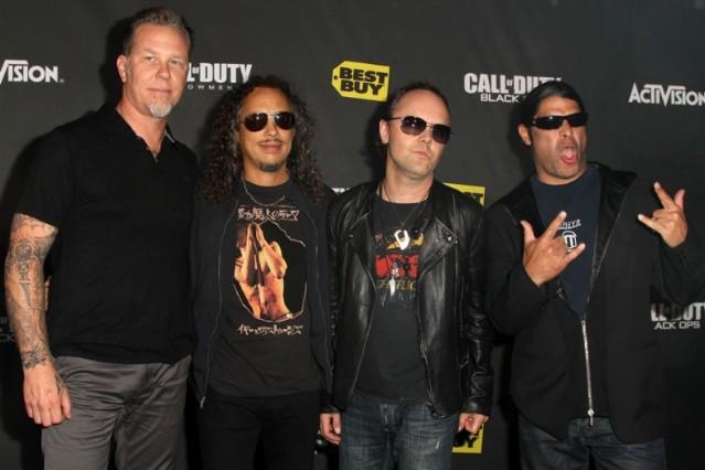 Metallica Green Day Voodoo Festival Rehab