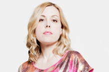 Corin Tucker / Photo by John Clark