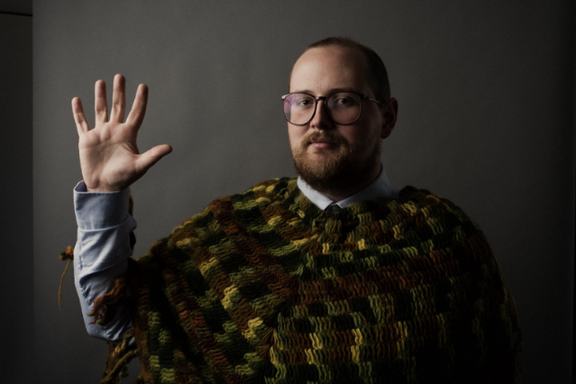 Dan Deacon / Photo by Shawn Brackbill