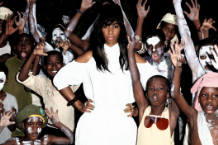 Santigold / Photo by Sean Thomas