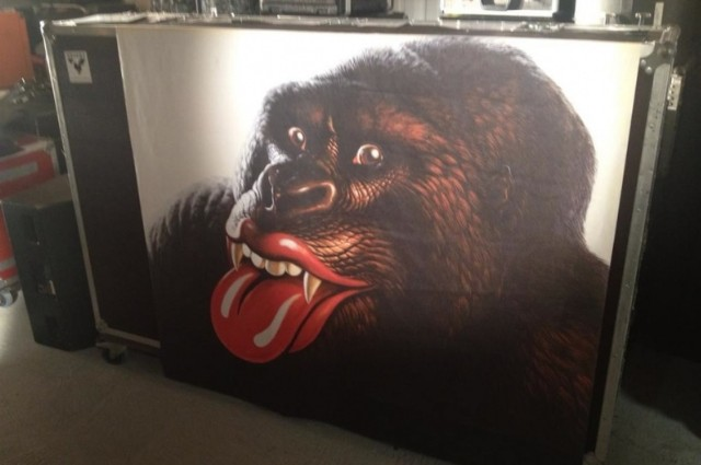 The Rolling Stones' 'GRRR!'