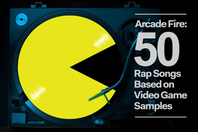 50 Rap Songs Based on Video Game Samples