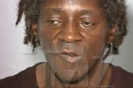 Flavor Flav Arrested for Knife Assault at Las Vegas Home