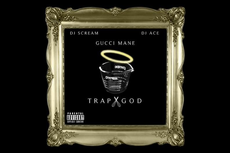Gucci Mane Drops 'Trap God' Mixtape Featuring Waka Flocka