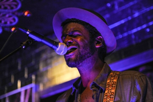 Gary Clark Jr. at DeLeon Tequila Presents Nur Kahn Electric Sessions in New York
