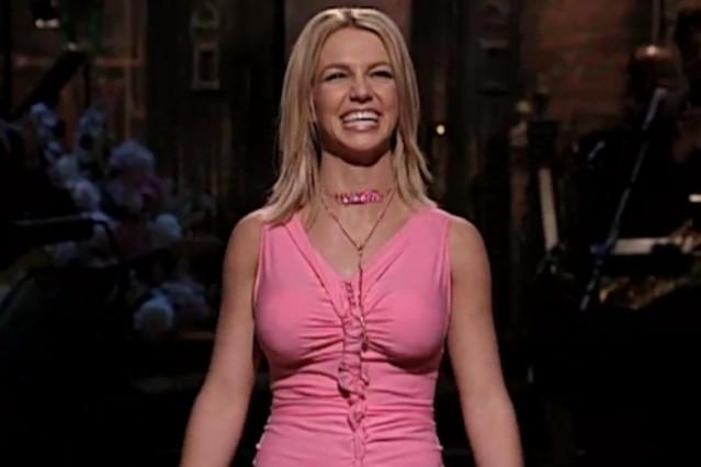 Britney Spears hosting 'SNL'
