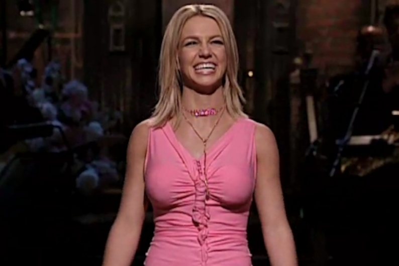 Britney spears huge tits-9205
