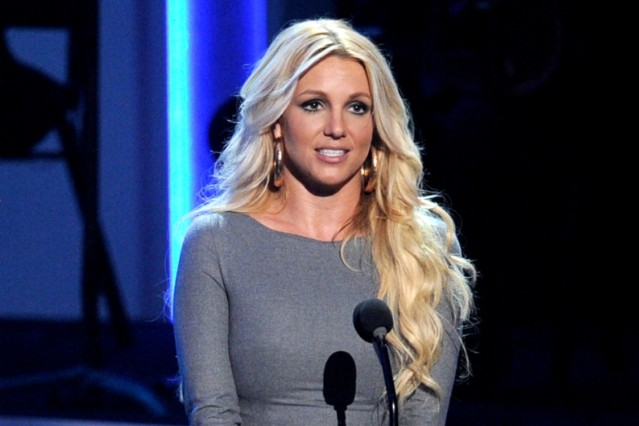 Apologise, but, britney head her shaved why