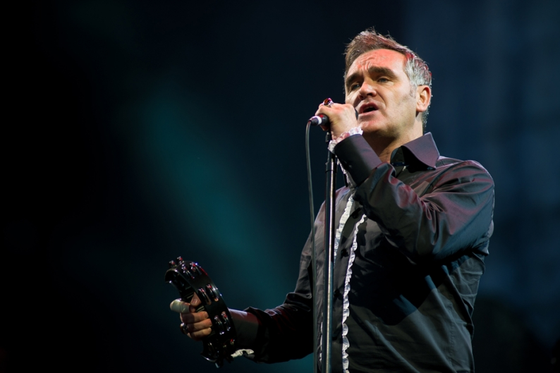 Morrissey Cancels Gigs Sick Mother