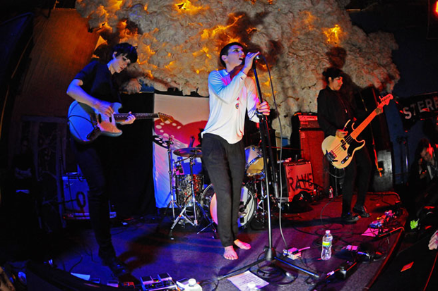 Savages @ Glasslands, Brooklyn (Wednesday)