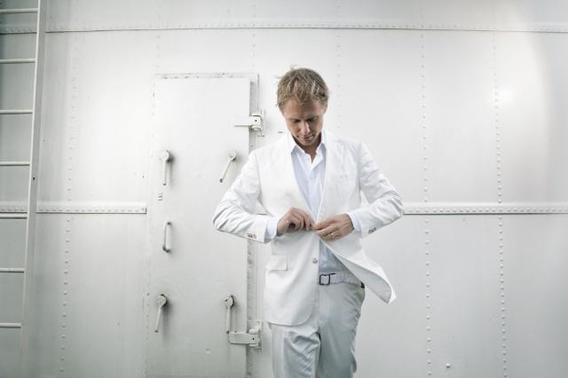 Armin van Buuren has the Top 100 DJs poll all buttoned up (photo: Krijn van Noordwijk)