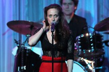 Fiona Apple Judd Apatow This Is 40